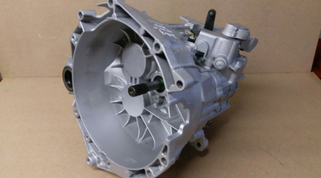 Ford Transit VMT6 front wheel drive gearbox