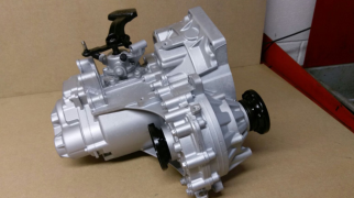 Volkswagen 6-speed gearbox fully rebuild and refurbished available in our gearbox stock