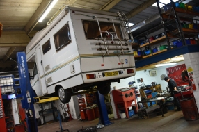 We repair all campervans, supplying all types of manual transmissions… keeper our campers happy
